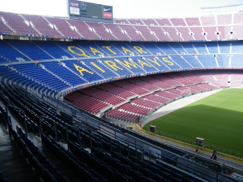 Home of FC Barcelona