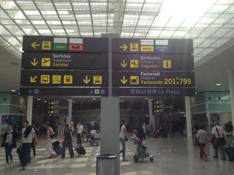 Welcome to Barcelona, Spain!